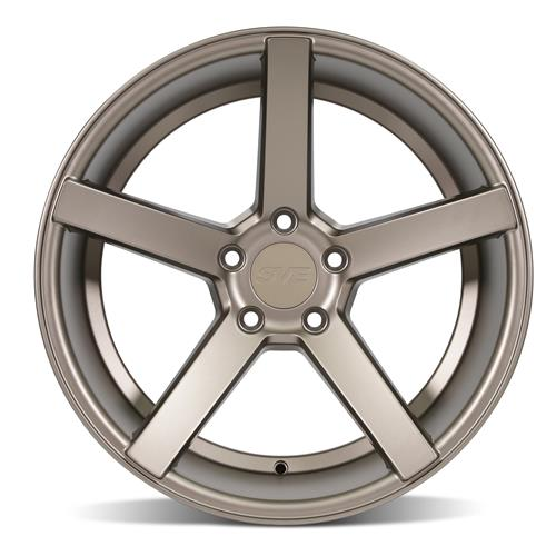 SVE Mustang NVX Wheel & Tire Kit - 18x9/10  - Bronze (94-04) Nitto NT05