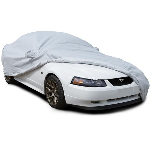 FS14191F5 Covercraft Custom Fit Car Cover for Select Buick Century//60 Models Fleeced Satin Black