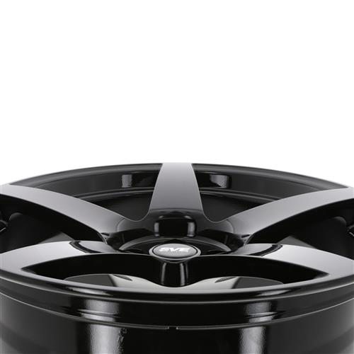 SVE Mustang R355 Wheel Kit - 19x10  - Gloss Black (15-20)