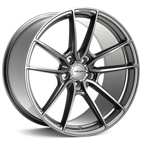 Velgen Mustang VF5 Wheel Kit - 20x10/11  - Gunmetal (05-14)