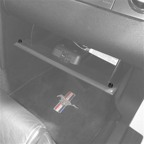 Mustang Glove Box Door Bumper Kit (05-09) W709977-S300