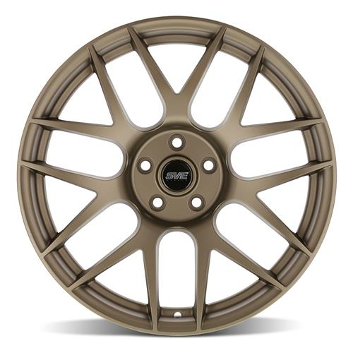 SVE Mustang R357 Wheel Kit - 19x10/11  - Satin Bronze (05-14)