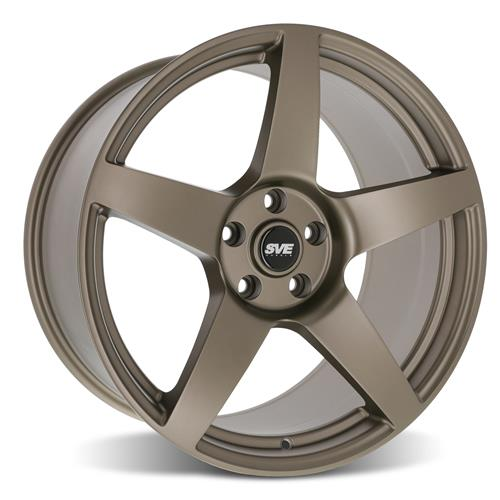 SVE Mustang R355 Wheel Kit - 19x10  - Satin Bronze (15-20)