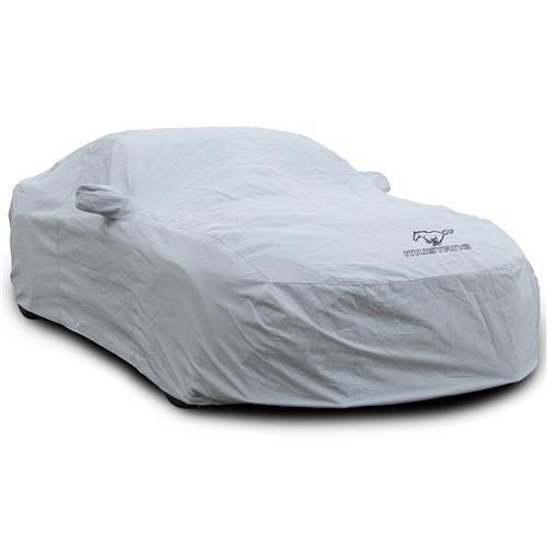 2015-2019 MUSTANG COVERCRAFT NOAH CAR COVER W/ FD11 MUSTANG LOGO