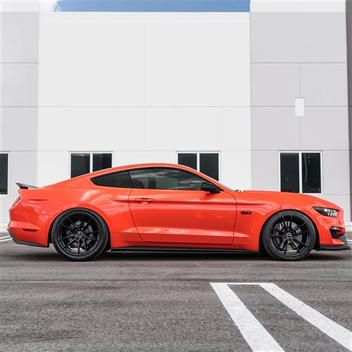 Velgen Mustang VF5 Wheel Kit - 20x10/11  - Satin Black (15-20)