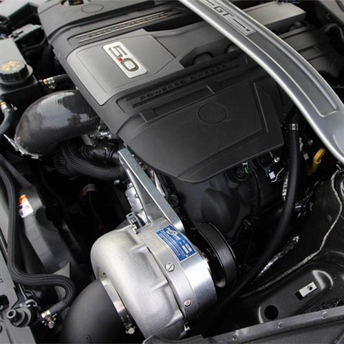 2018-19 Mustang Procharger H O  Stage II Supercharger Kit - P-1SC-1 -  Intercooled GT by Procharger Superchargers