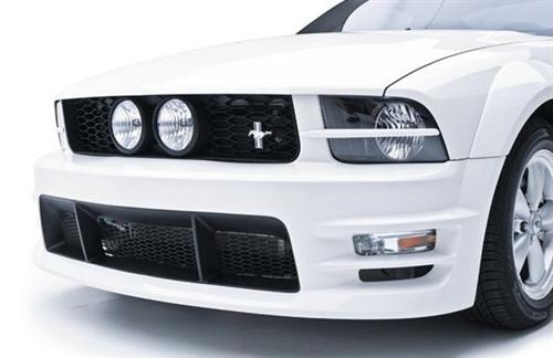 05-09 MUSTANG GT ELEANOR STYLE GRILLE WITH  PONY EMBLEM