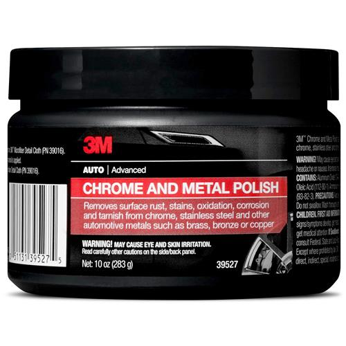 3M Chrome and Metal Polish 3M 39527