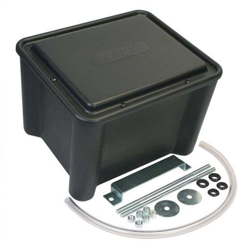 Moroso Mustang Sealed Polyethylene Battery Box (79-18) 74051