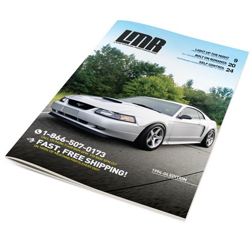 Late Model Restoration 1994-2004 Mustang Parts Catalog - Late Model Restoration 1994-2004 Mustang Parts Catalog