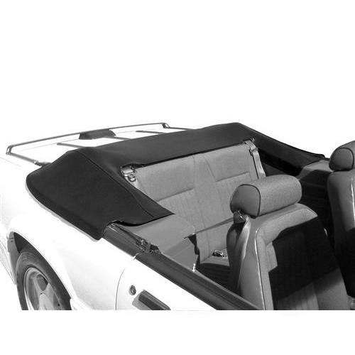 Mustang Convertible Top Boot Black  (83-89) 22-7403-958