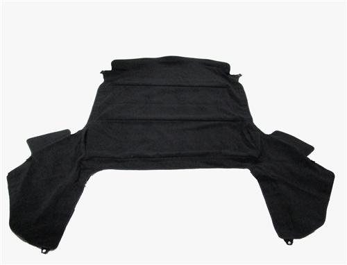 Mustang Convertible Headliner Black (83-93)