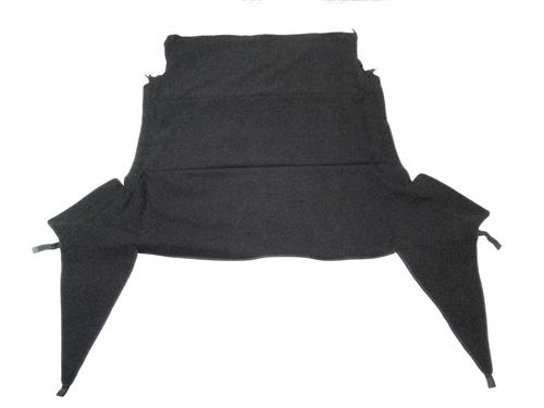 Mustang Convertible Headliner Black  (94-98)