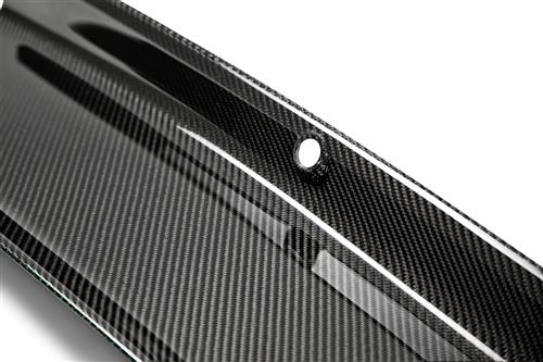 2015-2016 Ford Mustang Carbon Fiber Smooth Trunk Panel - 2015-2016 Ford Mustang Carbon Fiber Smooth Trunk Panel