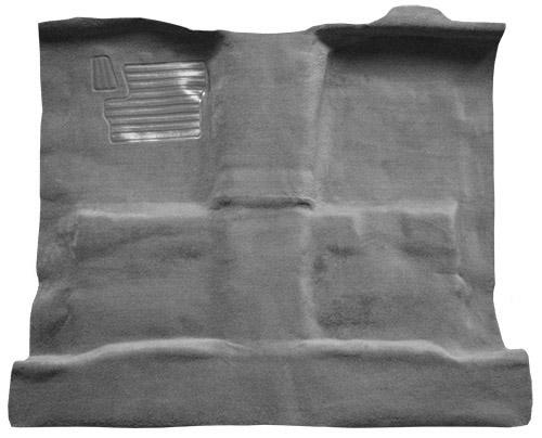 ACC F-150 SVT Lightning Mass-Back Carpet Dark Graphite  (99-04) - Picture of ACC F-150 SVT Lightning Mass-Back Carpet Dark Graphite  (99-04)