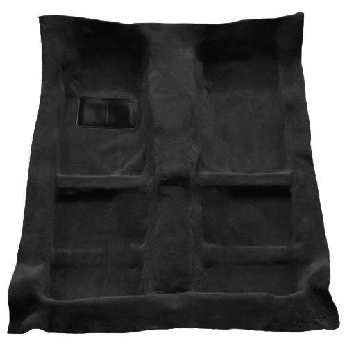 Mustang Floor Carpet Black 05 09 12021 801 Lmr