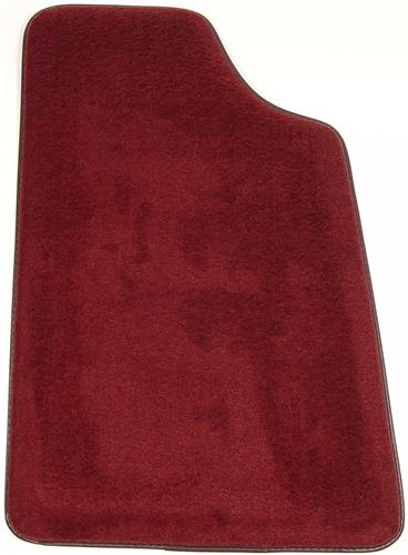 Mustang Floor Mats Canyon Red  (84-86) 8886-7298