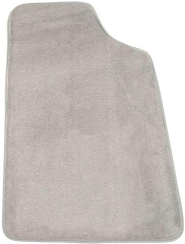 Mustang Light Gray Floor Mats (85-86)