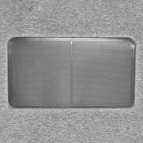 Mustang Floor Carpet Light Gray (85-86) Coupe Hatchback 3296-852