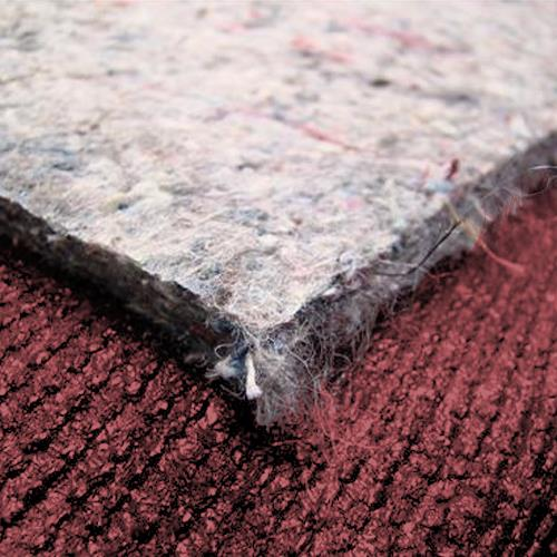 Mustang Floor Carpet  Ruby Red (1993) Coupe Hatchback 3296-825