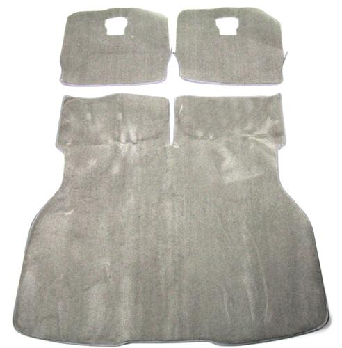 ACC Mustang Hatch Area Carpet Light Gray  (85-86) Hatchback