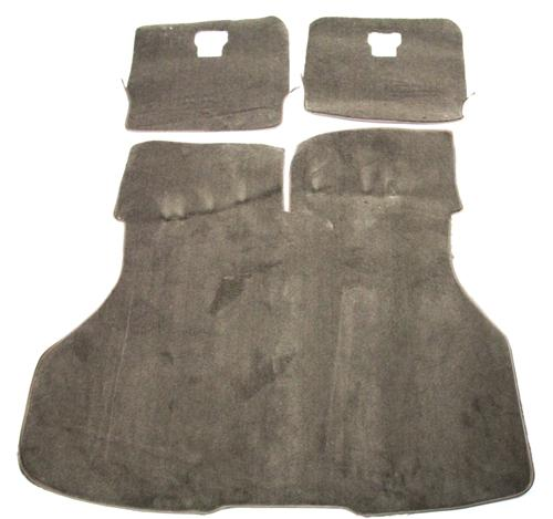 Picture of Mustang Hatch Area Carpet Desert Tan/Sand Beige (84-86)