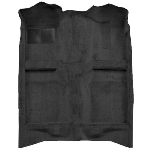 Mustang Floor Carpet  Charcoal Gray (83-86) Convertible 3297-897