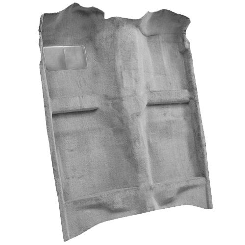 Mustang Floor Carpet  Opal Gray (93-93) Convertible 3297-9196