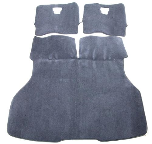 Mustang Hatch Area Carpet Crystal Blue (90-92)