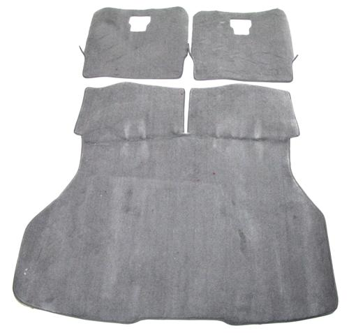 Mustang Hatch Area Carpet Opal Gray (93-93)