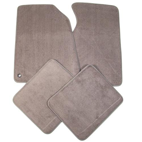ACC Mustang Floor Mats  Medium Graphite  (96-98) 11486-9199