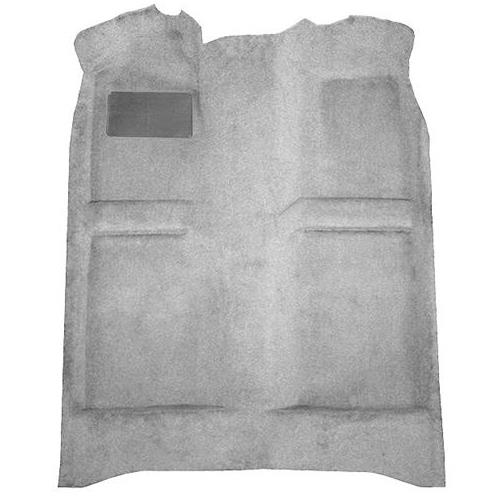 ACC Mustang Mass Back Light Gray - Convertible (85-86)