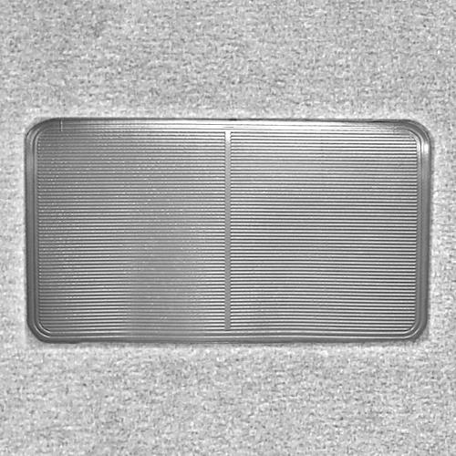 Mustang Floor Carpet w/ Mass Back Titanium Gray (90-92) Convertible 3297-9779 MASS BACK