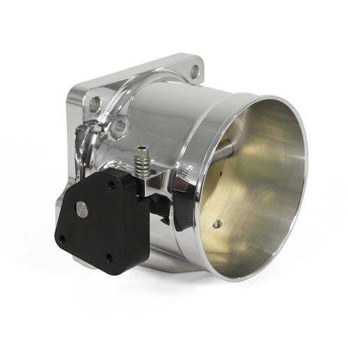 Accufab Mustang 90mm Throttle Body  - Polished  (86-93) 5.0 F90