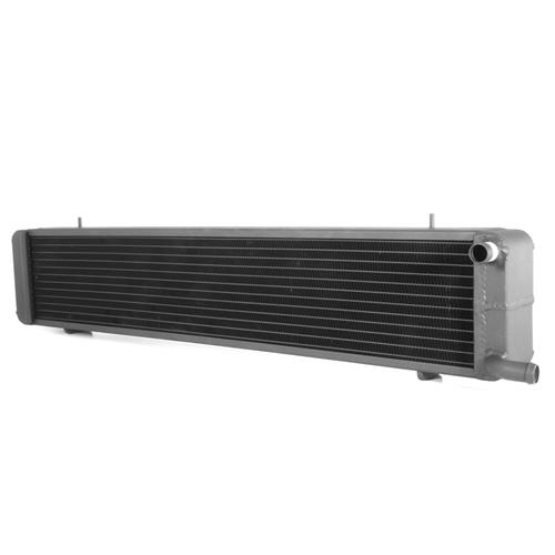 Afco Mustang Dual Pass Heat Exchanger  - Black (03-04) Cobra 80275NDPB