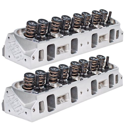 AFR Mustang Cylinder Heads - 205cc (79-95) 1450