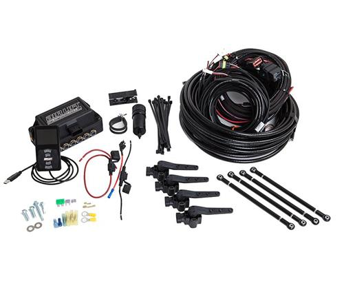 Airlift Mustang Performance Kit with 3H Management System (15-16)