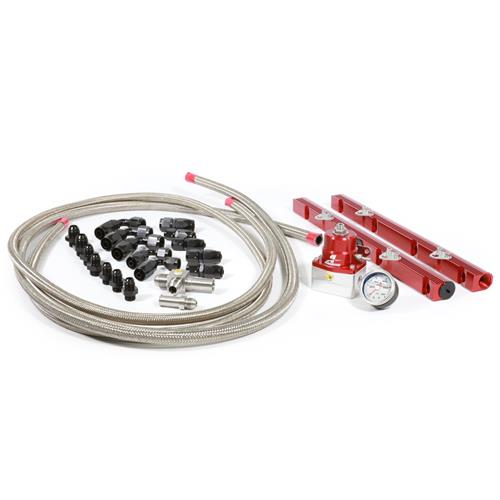 Aeromotive Mustang High Flow Fuel Rail Kit (86-95) 14102