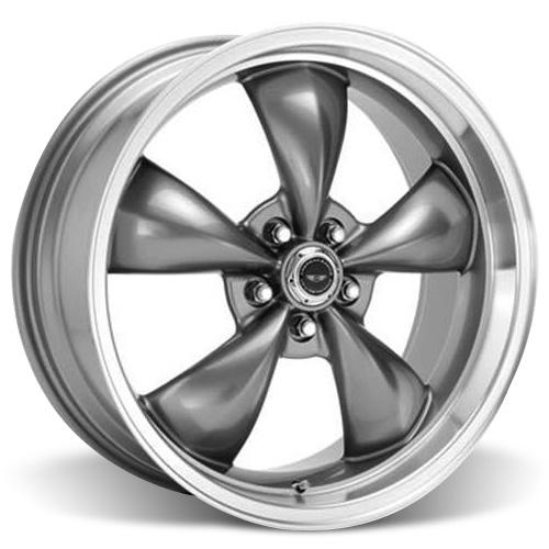 American Racing Mustang Torque Thrust M Wheel  - 17x10.5 Anthracite (94-04)
