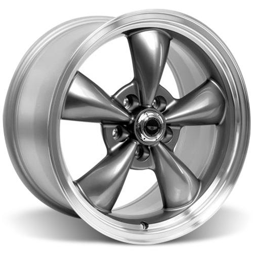 American Racing Mustang Torque Thrust M Wheel - 17x9 Anthracite (94-04)