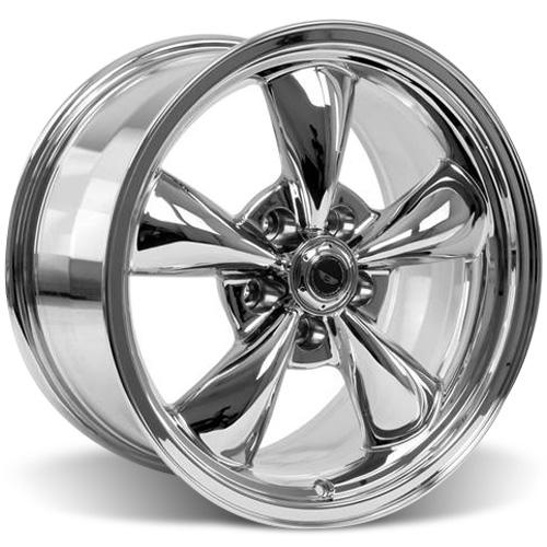 American Racing Mustang Torque Thrust M Wheel - 17x9 Chrome (94-04)