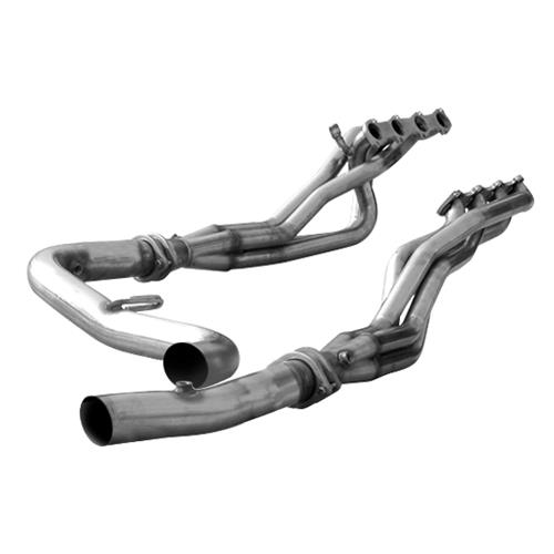 "American Racing Headers F-150 SVT Lightning 1 3/4"" Long Tube System - Off Road (99-04)"