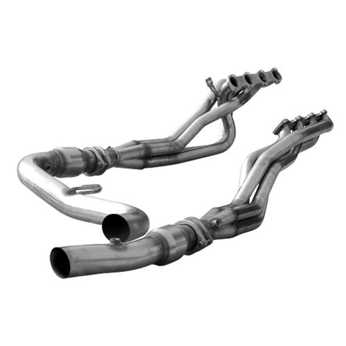 "American Racing Headers F-150 SVT Lightning 1 7/8"" Long Tube System - Catted (99-04)"