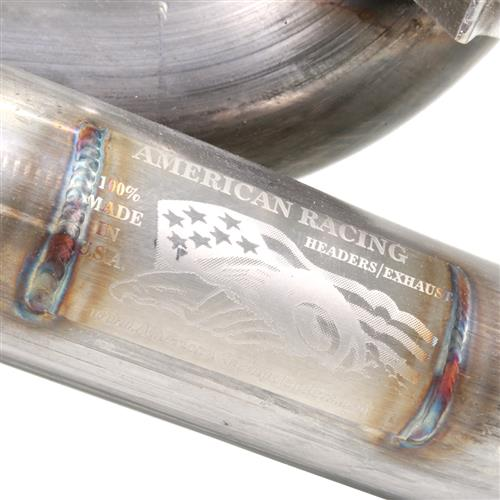 "American Racing Headers Mustang 1 3/4"" Long Tube System w/ Cats (15-17) GT"