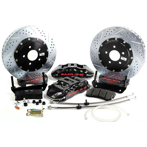 "Baer Mustang 15"" Rear Extreme+ Brake Kit  - Black (15-16)"