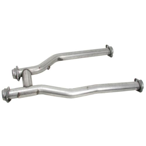 "BBK Mustang Off Road H-Pipe for Long Tube Headers - 2.5"" (79-93) 5.0 1510"