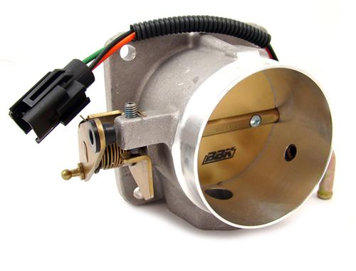 BBK Mustang 80mm Throttle Body Satin  (86-93) 5.0 1514