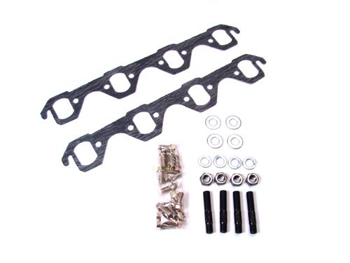 BBK Mustang Equal Length Shorty Headers  - Chrome (79-93) 5.0 1512