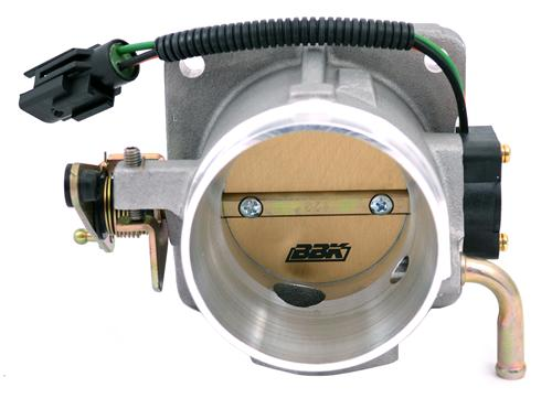 BBK Mustang 65mm Throttle Body (86-93) 5.0L 1517