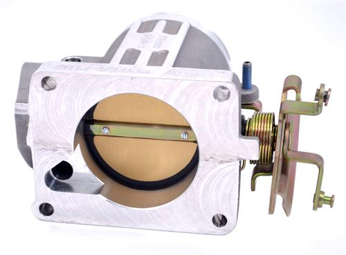 BBK  Mustang 70mm Throttle Body  Satin (94-95) 5.0 1523